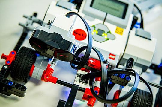 First Lego League – Roboter-Wettkampf am Wilhelm-Gymnasium