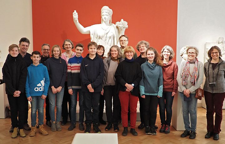 """""""Starke Typen"""" im Alten Museum"""