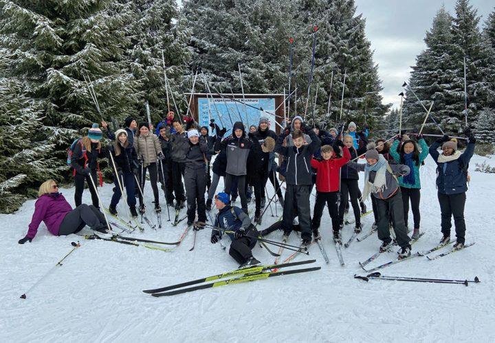 Das Tagebuch der 7e zur Skilanglauf-Fahrt vom 02.03.- 06.03.2020