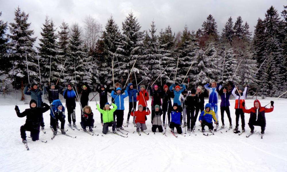 Tagebuch zur Skifahrt der 7a