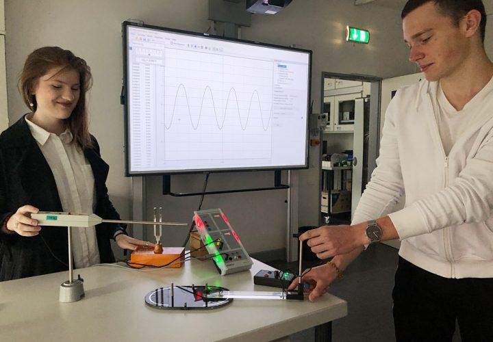 Förderverein unterstützt die Experimentalausstattung der Physik