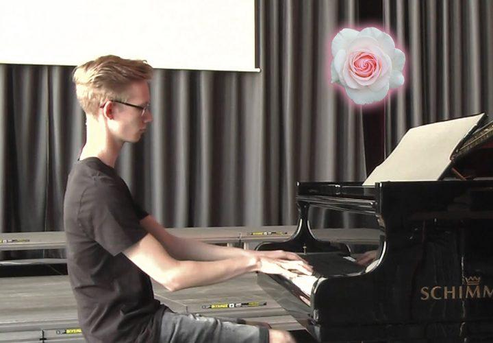KiS 2020: Joshua spielt Beethoven