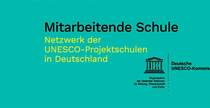 Das WG ist UNESCO-Projektschule