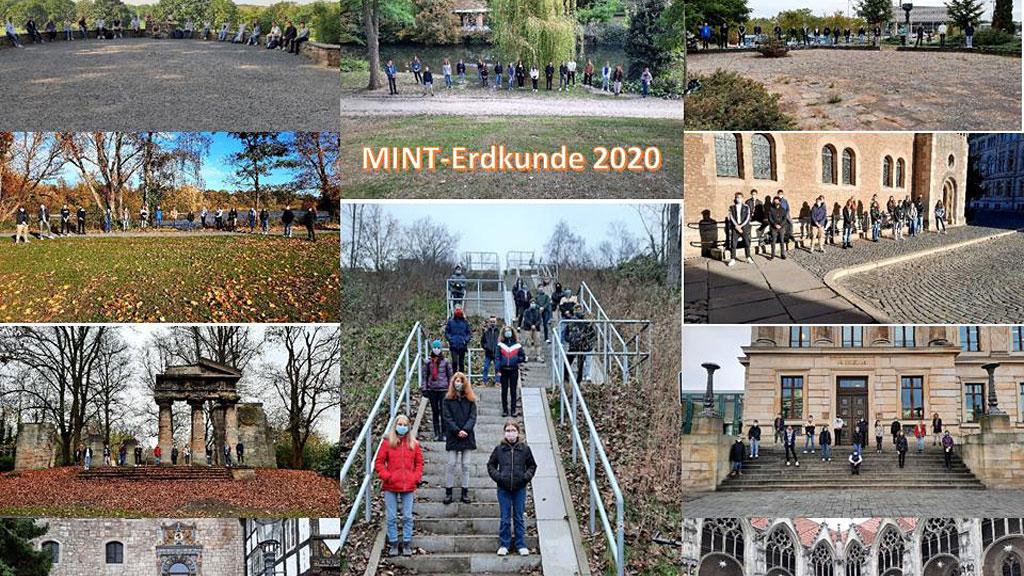 Das MINT-Erdkunde-Praktikum 10 – unterwegs in Braunschweig