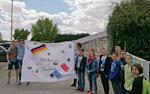 Frankreich-Austausch: WG-Schüler/innen und Lehrkräfte zu Gast