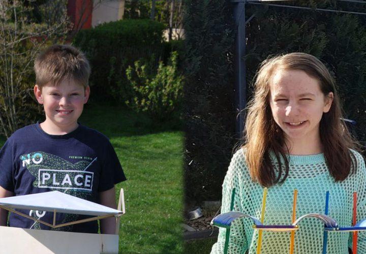 Gratulation an Lena und Hannes…