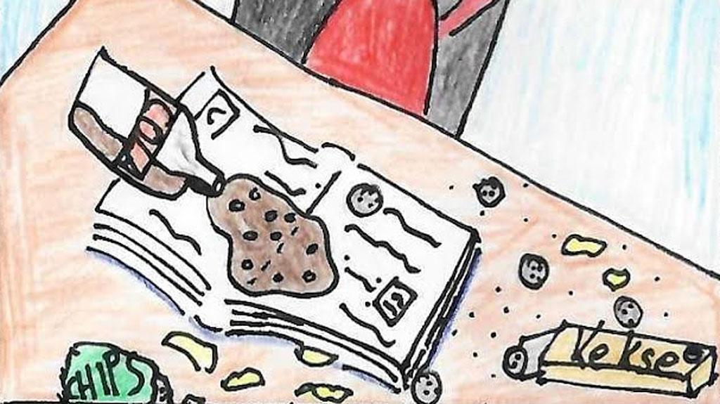WGtarier: Die Goldene Regel – ein Comic von Hadi Sibai
